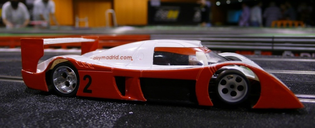 Toyota GT One - Aloy Madrid - Final