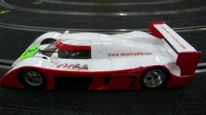 Toyota GT One - Aloy Madrid